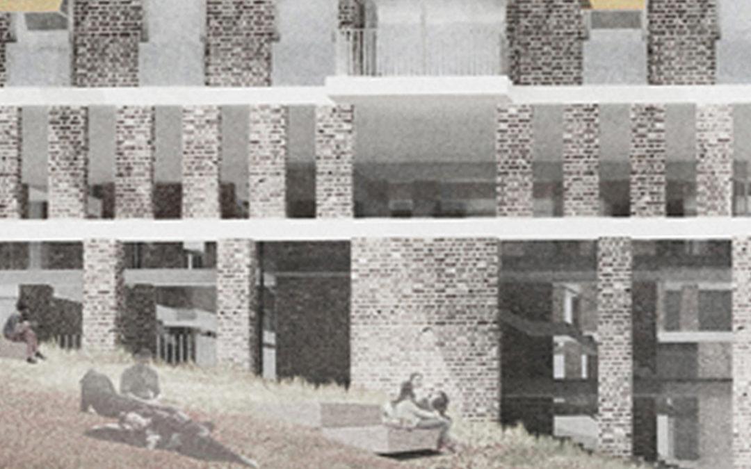 275 viviendas. Aachen