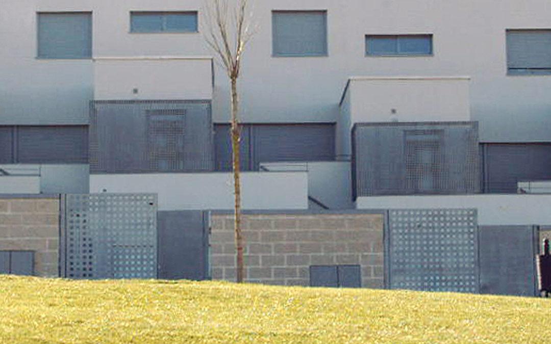 42 viviendas de protección oficial