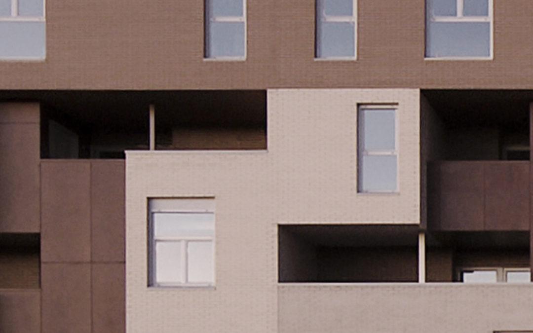 26 viviendas de protección oficial. Roa