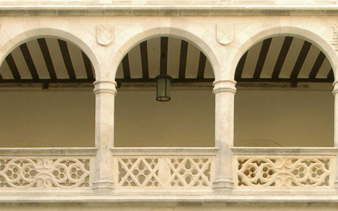 Rehabilitación del Palacio de Santa Cruz. Valladolid