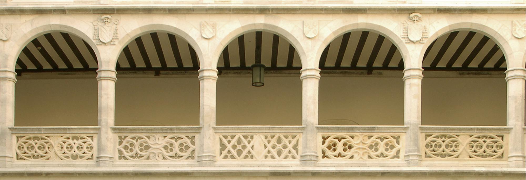 Rehabilitación del Palacio de Santa Cruz
