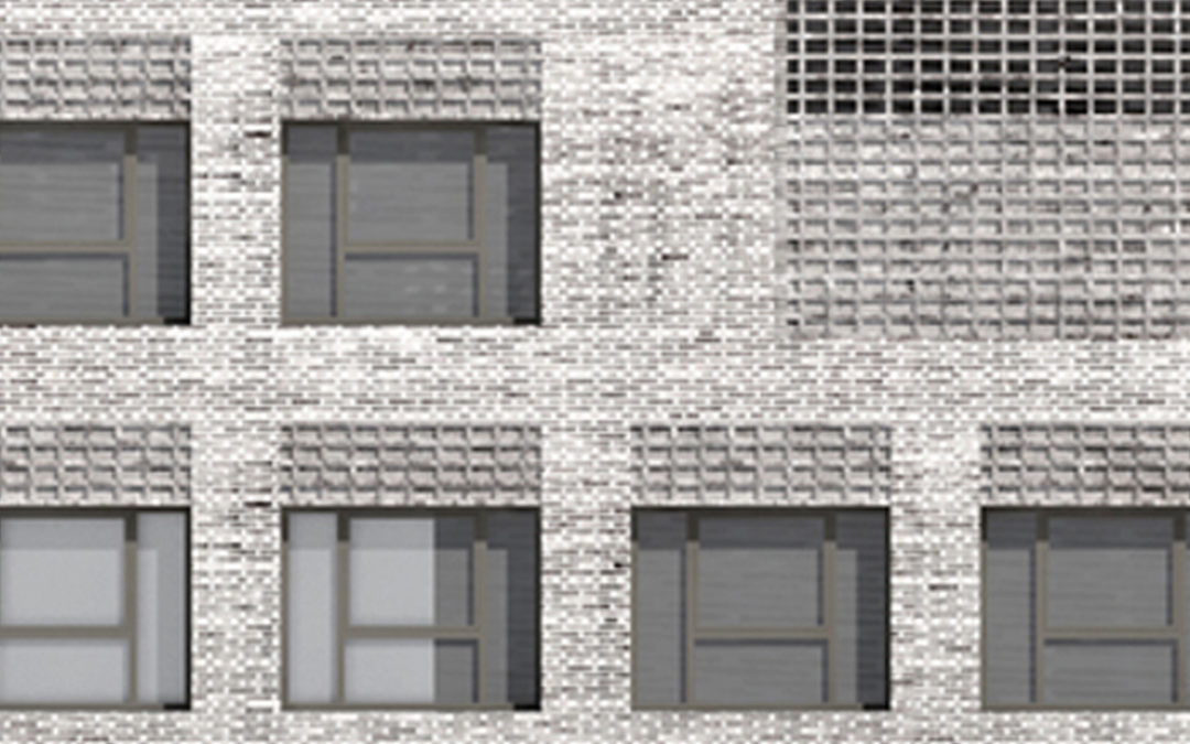 Edificio de oficinas para la Seguridad Social. Valladolid